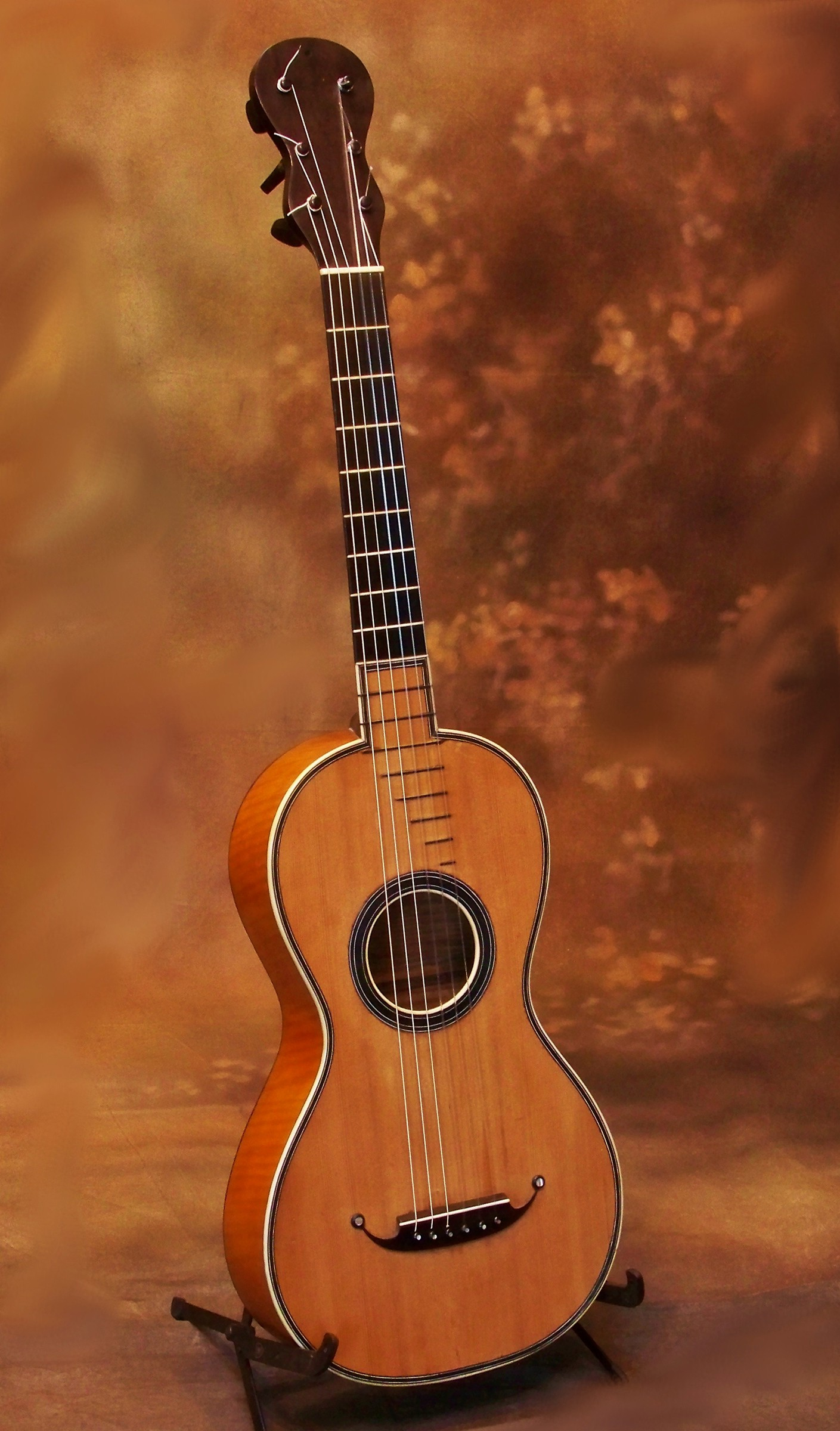 Petit Jean 19th Century Guitar 1830 | Savage Classical Guitar