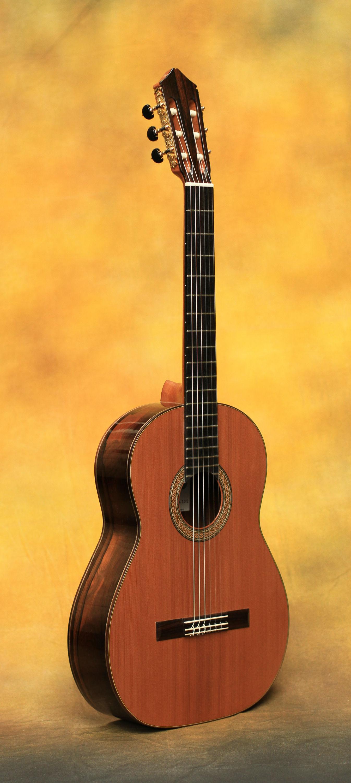 darren hippner classical guitar 716 smallman model savage classical guitar. Black Bedroom Furniture Sets. Home Design Ideas