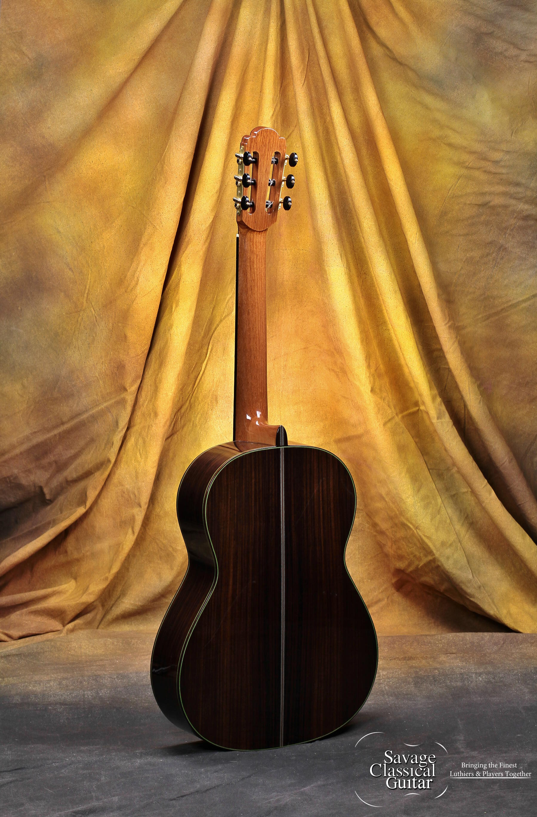 Cordoba Master Series Classical Guitar Hauser Savage Classical Guitar #BC860F