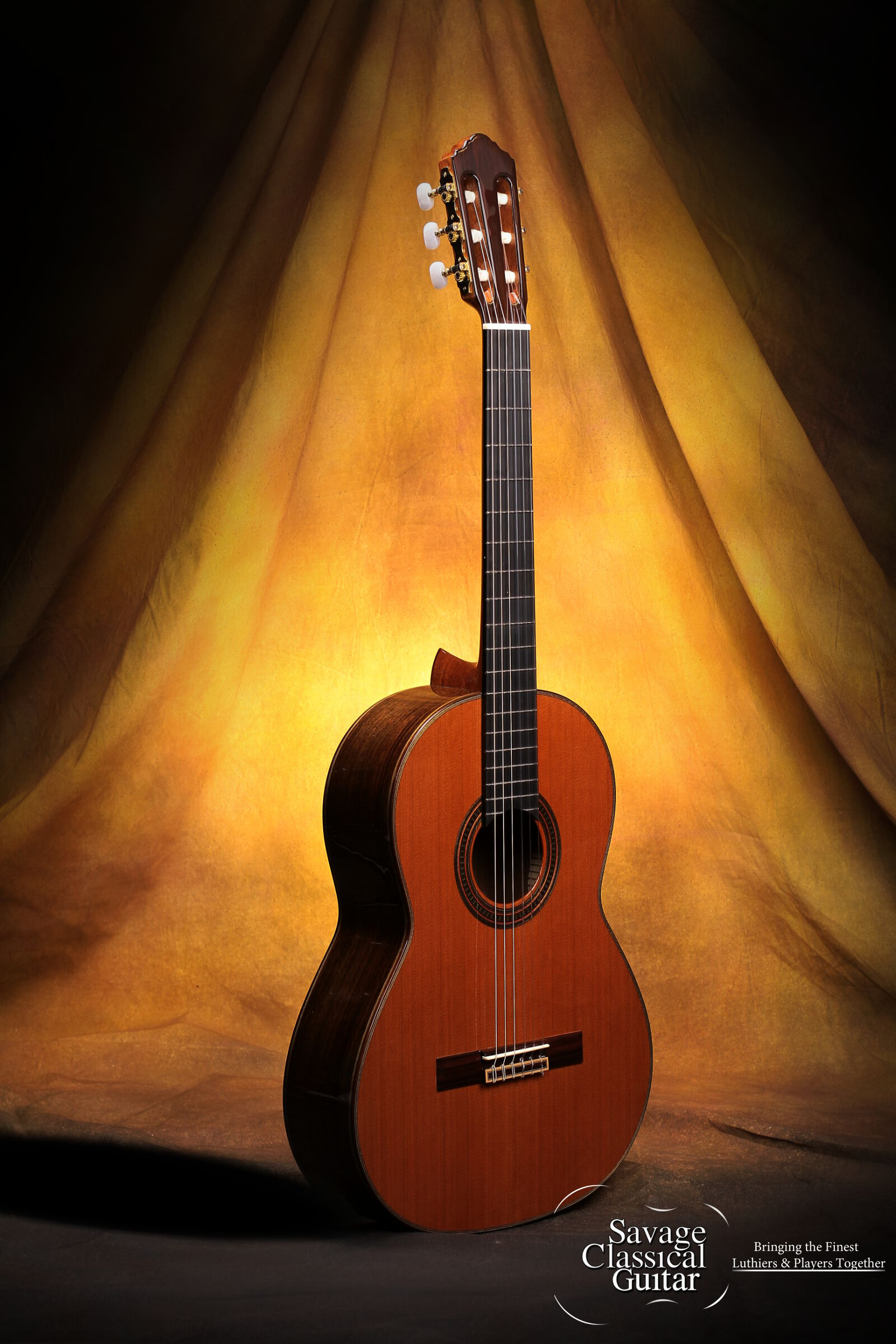 Hill Classical Guitar Player offered by Savage Classical Guitar