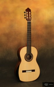 Kenny Hill Performance Classical Guitar 3355 630mm Spruce