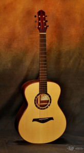 Fabrizio Alberico 2007 OM Acoustic Guitar