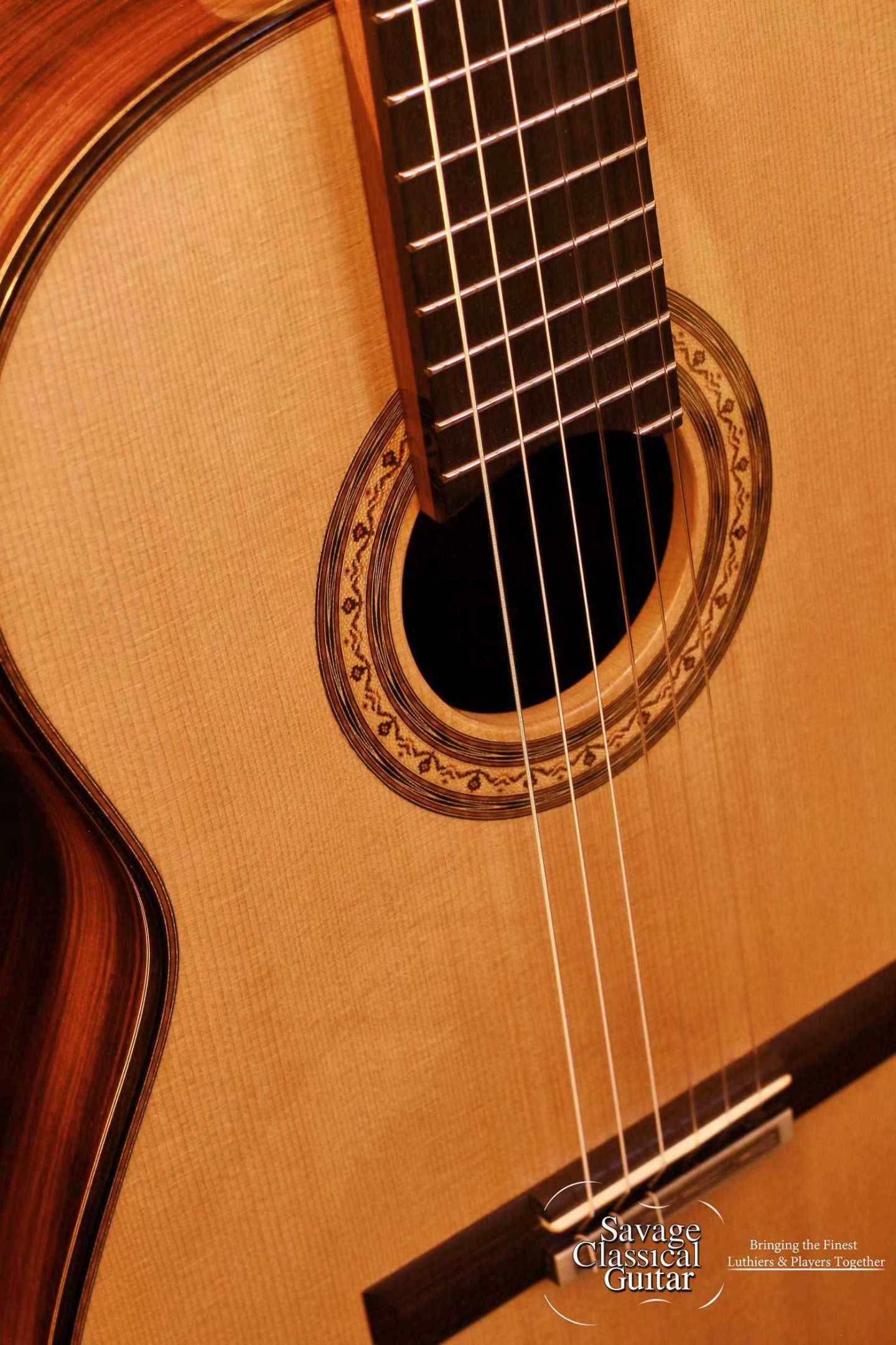 Jean Rompr 233 Classical Guitar 138 Savage Classical Guitar
