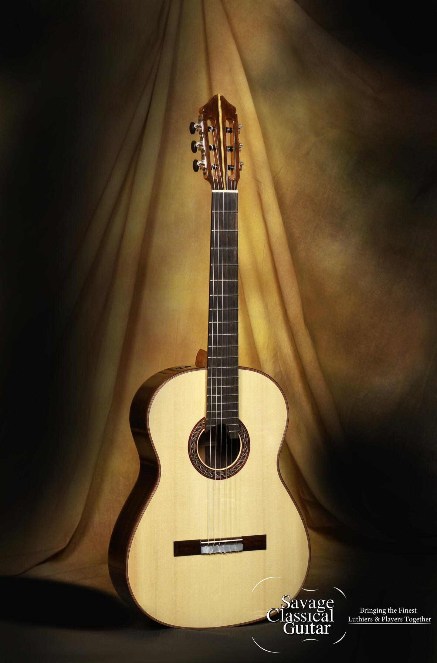 Kenny Hill Signature Classical Guitar For Sale By Savage