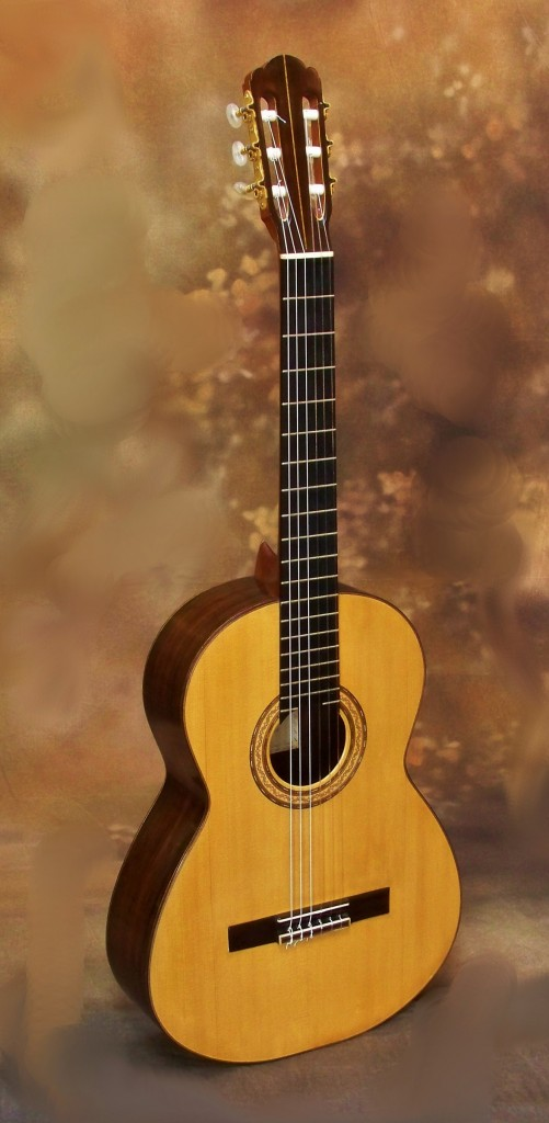 pat caruso classical guitar for sale by savage classical guitar. Black Bedroom Furniture Sets. Home Design Ideas