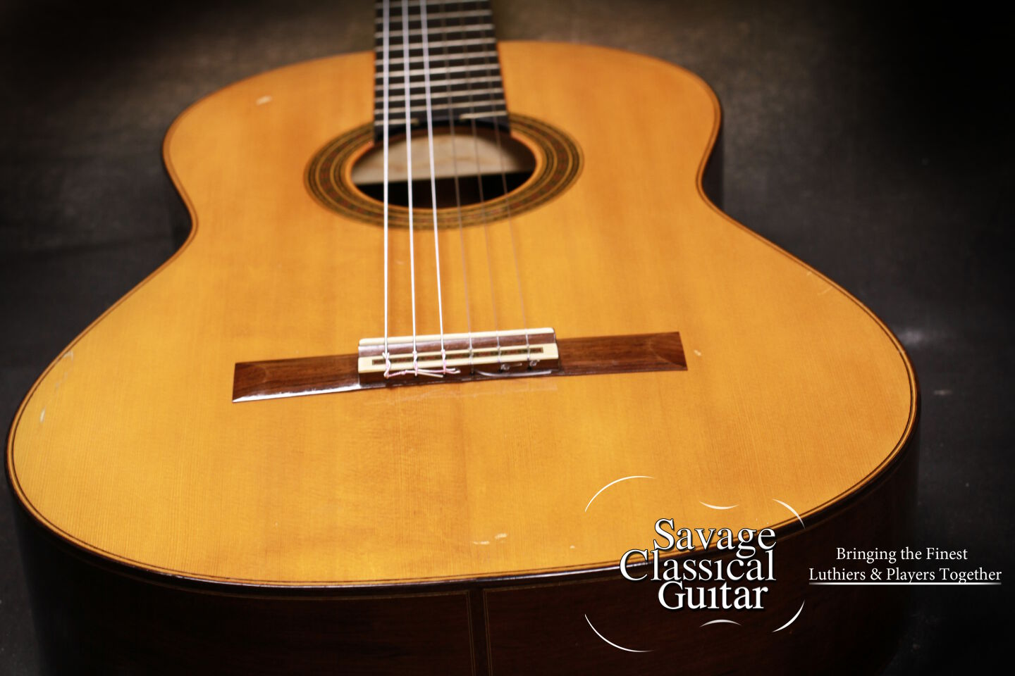 daniel friederich classical guitar for sale by savage classical guitar. Black Bedroom Furniture Sets. Home Design Ideas