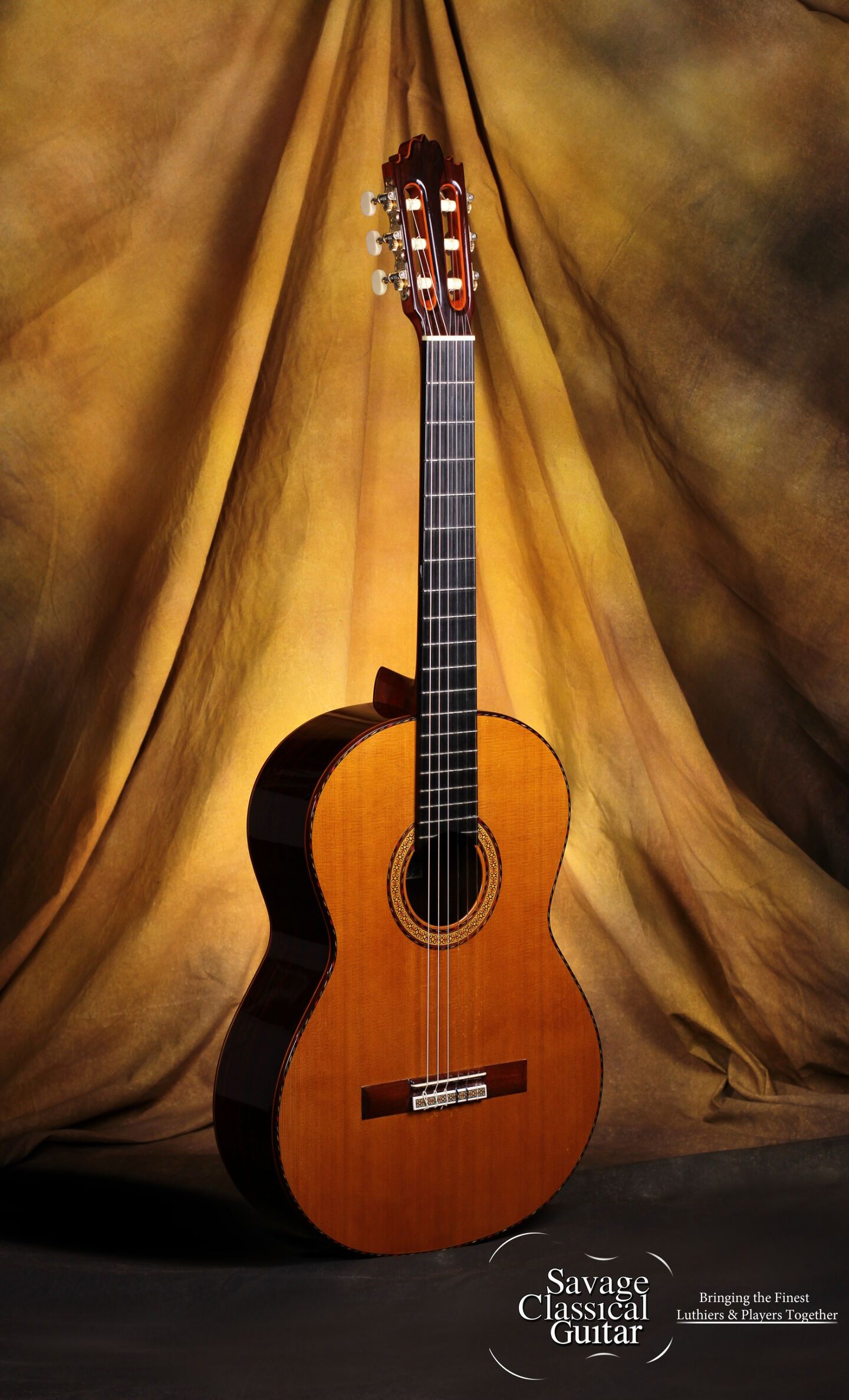 jose oribe classical guitar for sale by savage classical guitar. Black Bedroom Furniture Sets. Home Design Ideas