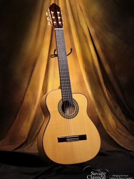 Bob Desmond Classical Guitar 2012 Finger Style Crossover