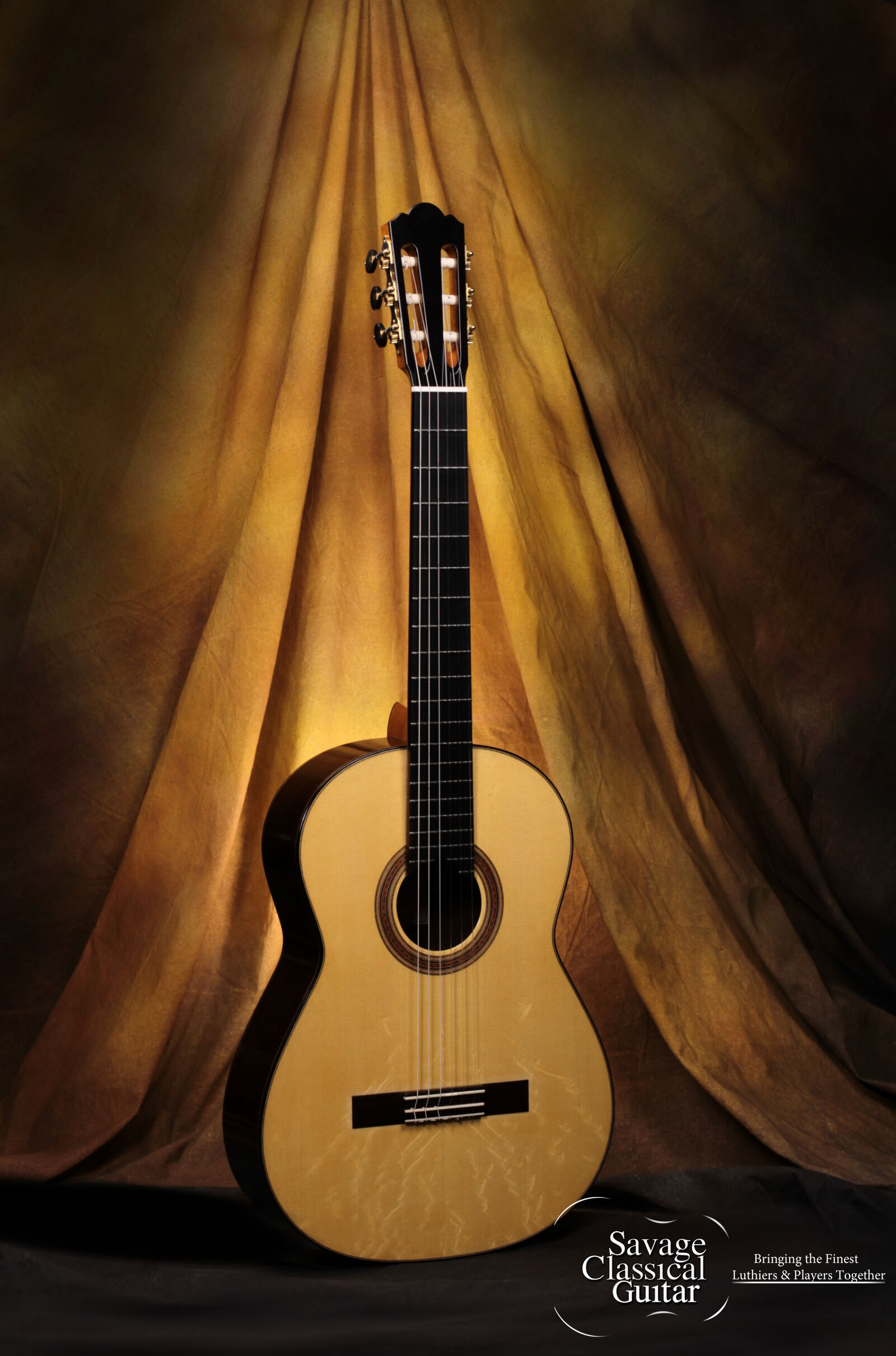 douglass scott classical guitar offered by savage classical guitar. Black Bedroom Furniture Sets. Home Design Ideas