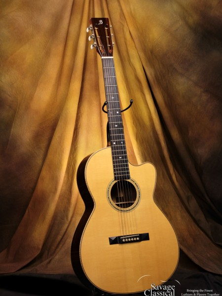 Marc Beneteau - 2000 000-12 Acoustic Guitar