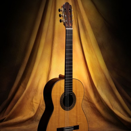 Daryl Perry Classical Guitar #188