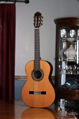 Kenny Hill Classical Guitar Estudio - 615mm Cedar Top