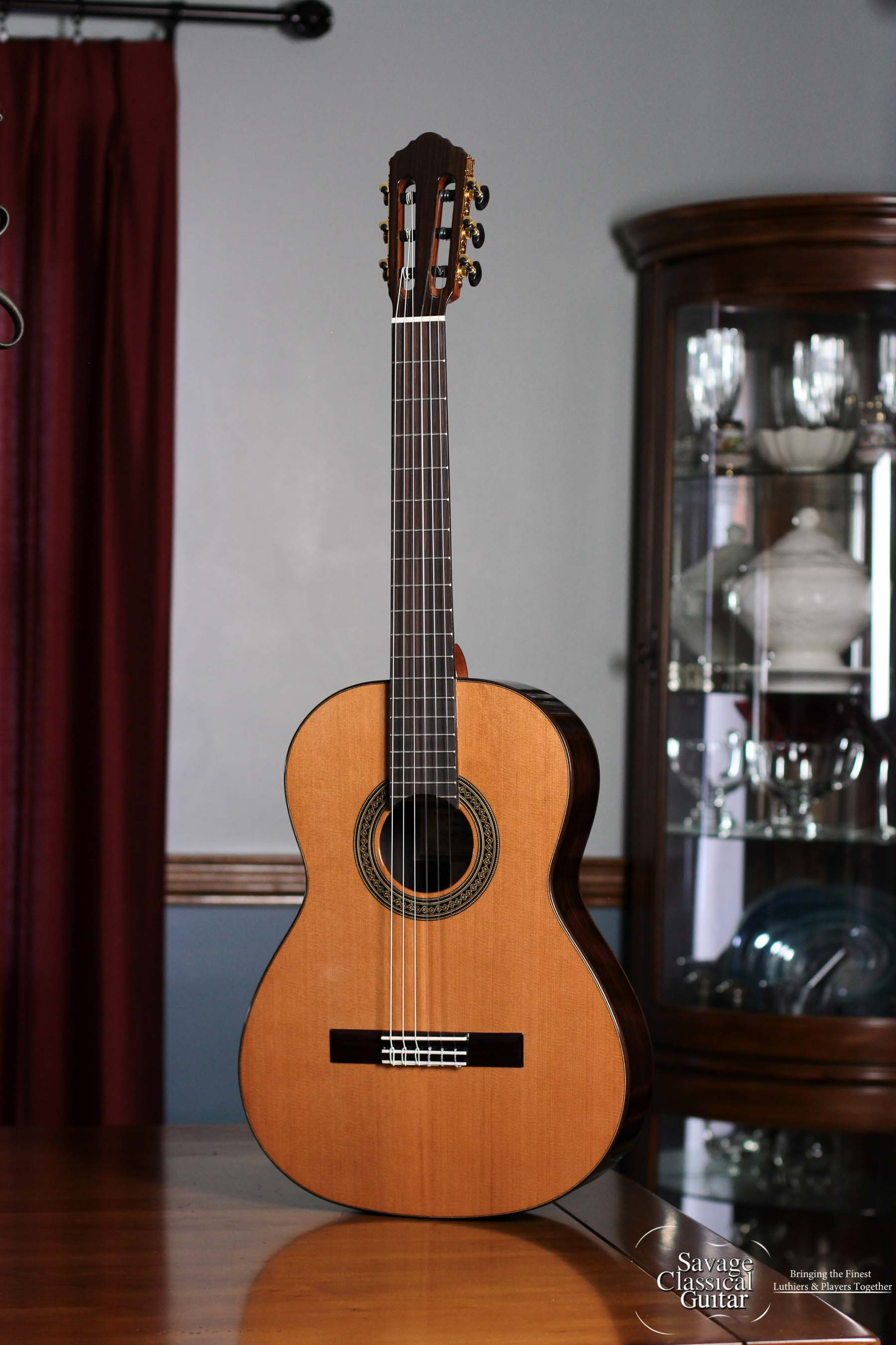 hill classical guitar estudio offered by savage classical guitar. Black Bedroom Furniture Sets. Home Design Ideas