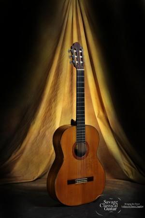 Manouk Papazian Classical Guitar