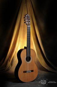 Jean Rompré Classical Guitar #149 Cedar w/EIRW