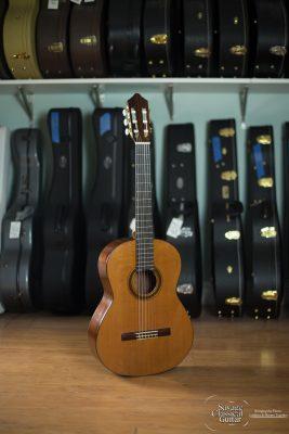 Alan Chapman Classical Guitar #24-93 Cedar EIRW