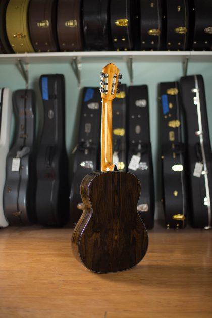 Kim Lissarrague Classical Guitar #272 2017 Cedar Ziricote