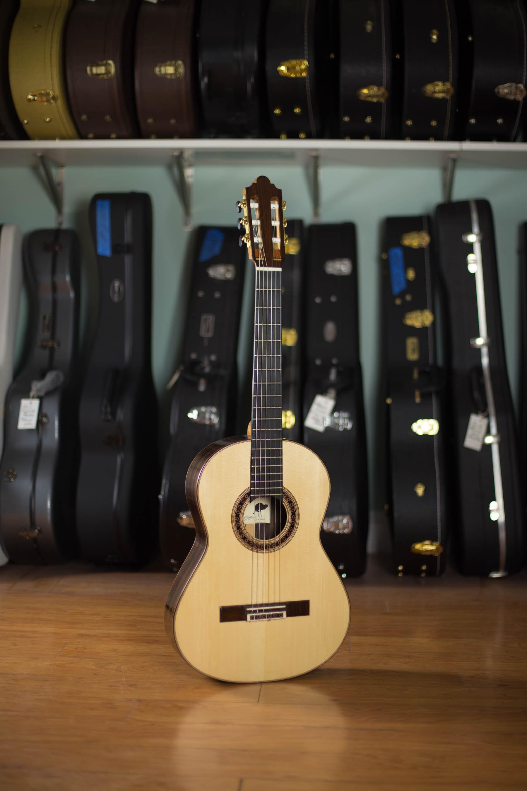 Steve Porter Classical Guitar #20 2013 Spruce EIRW