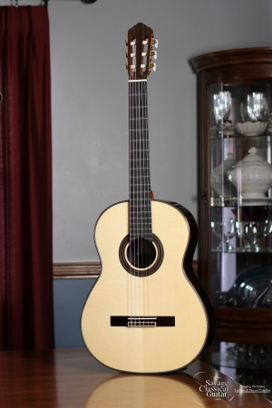 Kenny Hill Player Classical Guitar - 650mm Spruce