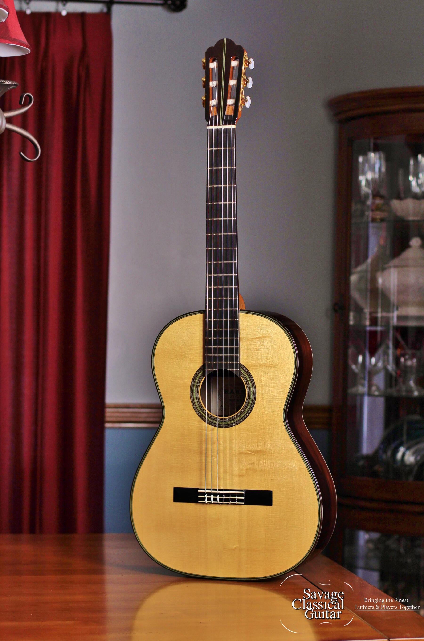 hermann hauser iii by savage classical guitar. Black Bedroom Furniture Sets. Home Design Ideas