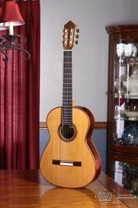 Kenny Hill Performance Classical Guitar #4025 Cedar 650
