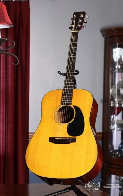 Martin D-18 Acoustic Steel String Guitar Serial #271313