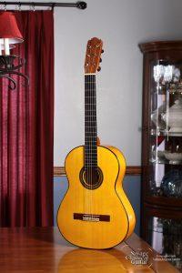 MG Contreras Flamenco Guitar 1969 Spruce Cypress