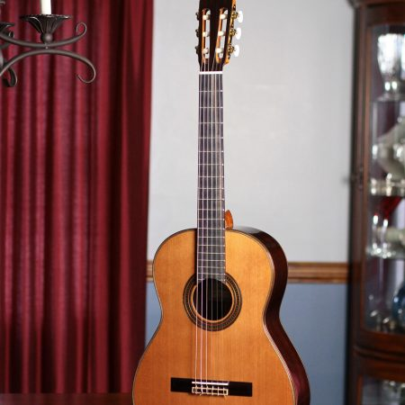 Kenny Hill Player Classical Guitar - 615mm