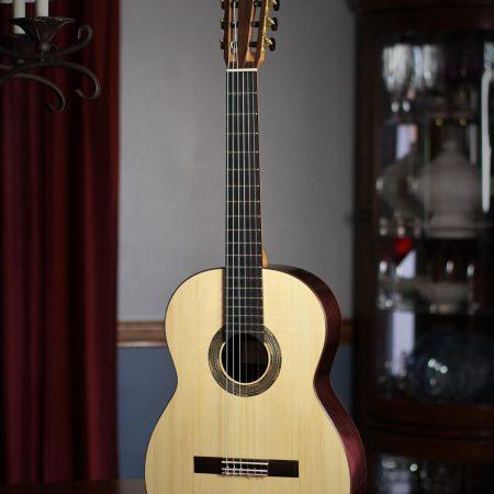 Michael Cadiz Classical Guitar #44 - 2016 Spruce EIRW