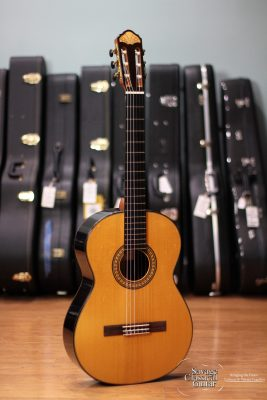 Frederich Holtier Classical Guitar #28 Spruce/African Blackwood