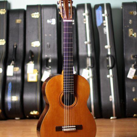 Frederich Holtier Classical Guitar #128 Cedar EIRW DT