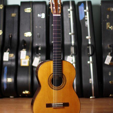 Frederich Holtier Classical Guitar #134 Spruce EIRW DT