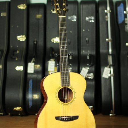 James Goodall Grand Concert Acoustic Guitar 2006 Spruce Bubinga