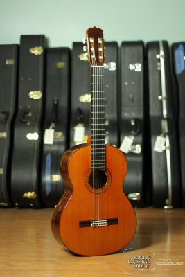 Jose Ramirez 1A 1975 Classical Guitar Serial No. 8579