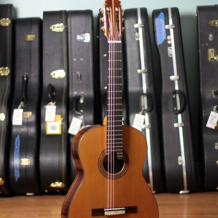 Kenny Hill Signature Classical Guitar #4008 - Cedar 640mm