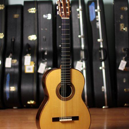 """Kevin Aram """"Greta"""" Classical Guitar"""