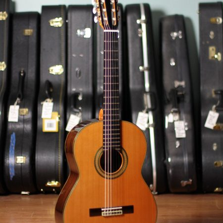 Savage Classical Guitar Model 5 Cedar EIRW
