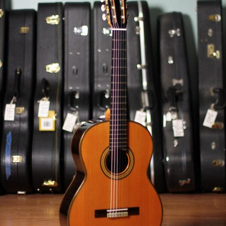 Savage Classical Guitar Model 10 Cedar EIRW