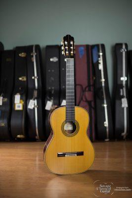 GV Rubio Hauser Classical Guitar Spruce EIRW #61405