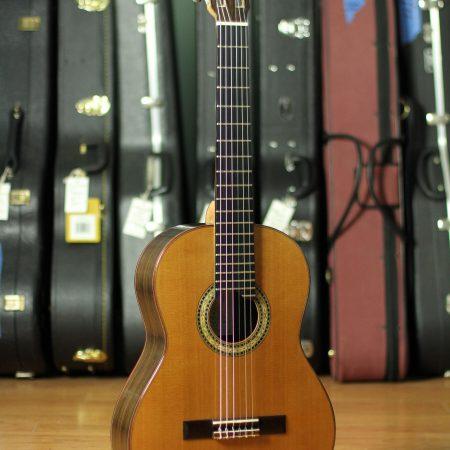 Bruce Thompson Classical Guitar #44 - 2015 Cedar EIRW