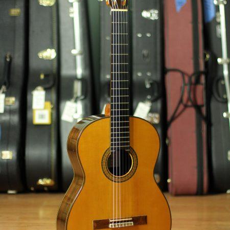 Kohno 15 Classical Guitar 1979 Spruce EIRW