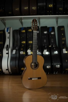 Kenny Hill Classical Guitar #4033 Signature 650 Cedar EIRW
