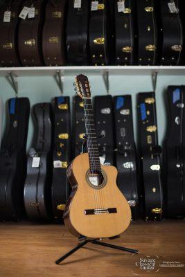 Cordoba Solista CE Classical Guitar Cedar EIRW