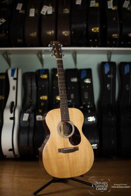 Martin OM-21Acoustic Steel String Guitar Natural Finish