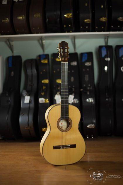 Tobias Berg Classical Guitar 60 2009 Spruce Maple