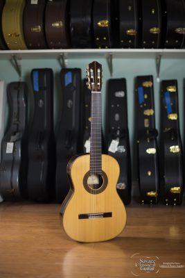 Enrico Bottelli Classical Guitar 2007 #217 Spruce CSA