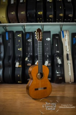 Manuel Velazquez Classical Guitar 1977