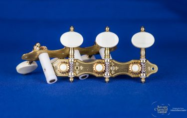 Alessi Tuning Machines - Oval Ivory F4