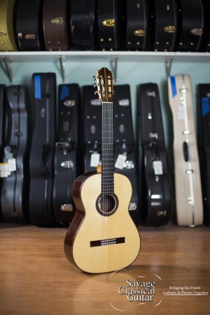 Cordoba Master Series Classical Guitar Hauser #131 Spruce EIRW