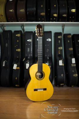 Mariano Tezanos Classical Guitar Maestro 2006 Spruce CSA